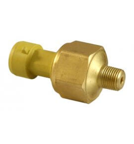 AEM 30 PSI, 2 Bar Brass Boost Pressure Sensor (30-2131-30)