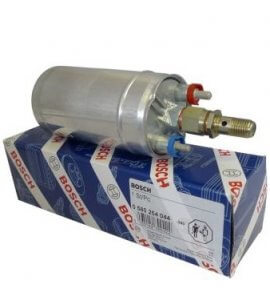 Bosch 044, 285LPH, External Fuel Pump, Includes Verification Code, 0580254044