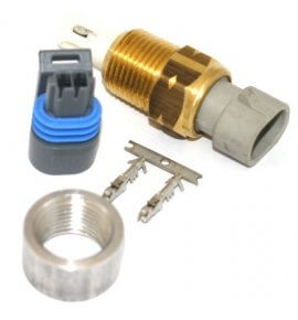 "AEM Air Inlet Temperature Sensor Kit, 3/8""NPT (30-2010)"