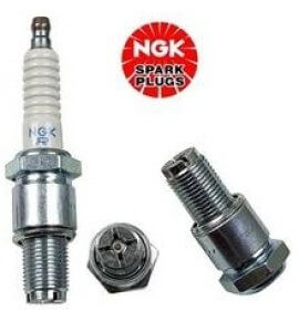 Mazda RX-7, NGK Rotary Spark Plugs, BUR9EQP, # 5255