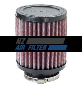 "K&N Universal Air Filter - 2"" inlet x 4"" long , 52mm Air Filter (RA-0500)"