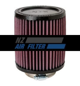 "K&N Universal Air Filter - 2.5"" inlet x 5"" Long , 64mm  (RA-0610)"