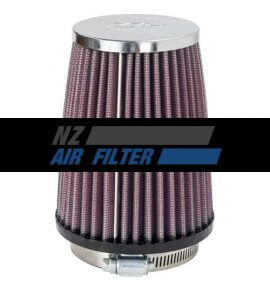 "K&N Universal Air Filter - 2.875"" inlet x 5"" long , 73mm , 10 Degree Angle (RC-2600)"