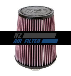 "K&N Universal Pod Filter - 4"" inlet x 7"" long ,  102mm (RF-1015)"