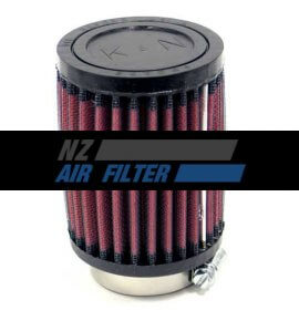 "K&N Universal Air Filter - 1.875"" inlet x 4"" long , 48mm (RU-0400)"