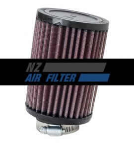 "K&N Universal Air Filter - 1.75"" inlet x 5"" long , 44mm , 10 Degree Angle (RU-1040)"