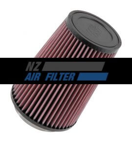 "K&N Universal Air Filter - 3.3"" inlet x 6.5"" long , 84mm (RU-2710)"