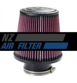 "K&N Universal Air Filter - 3"" inlet x 6"" long , 76mm (RE-0930)"