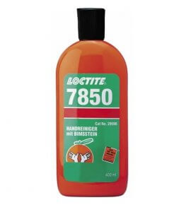 Loctite SF7850 Hand Cleaner - 400ml Bottle (Ideal for home mechanic)! Orange