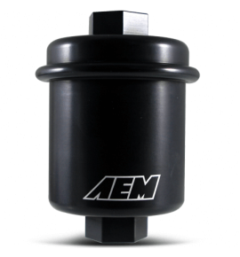 AEM High-Flow Fuel Filter Designed for Honda, (25-200bk)