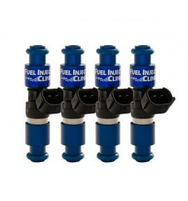 Fuel Injector Clinic, (High-Z) FIC 2150cc Injectors, Set of 4, 14mm