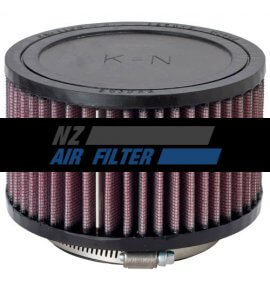 "K&N Universal Air Filter - 3"" inlet x 3"" high , 76mm (RU-2420)"