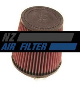"K&N Universal Air Filter - 4.5"" inlet x 6"" long , 114mm (RU-4740)"