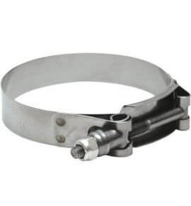 "3.5"" Silicon Hose Clamps (93-101mm)"