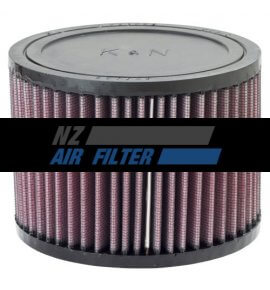 "K&N Universal Air Filter - 2.75"" inlet x 4"" long , 70mm (RU-0950)"