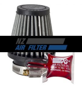 "K&N Universal Air Filter - 1.83"" inlet x 3"" long , 46mm (RU-2320)"