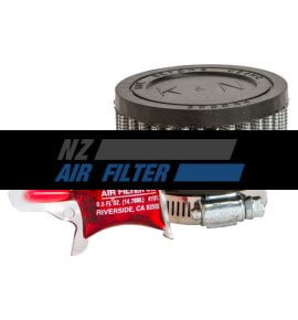 "K&N Universal Air Filter - 1.875"" inlet x 1.5"" long , 48mm (RU-2560)"