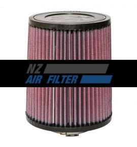 "K&N Universal Rubber Air Filter - 2.25"" inlet x 6"" long , 57mm (RU-3560)"