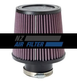 "K&N Universal Air Filter - 2.75"" inlet x 5.5"" long , 70mm (RU-4960)"