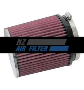"K&N Universal Air Filter - 4.25"" inlet x 6"" long , 108mm (RC-1645)"