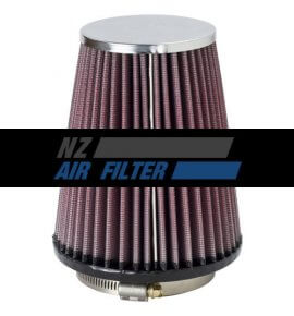 "K&N Universal Air Filter - 3.125"" inlet x 6"" long ,  79mm (RC-3250)"