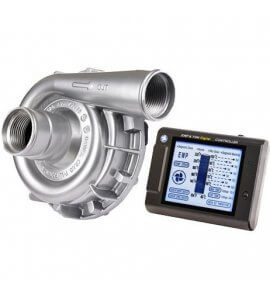 Davies Craig, 115L/minElectric Water Pump & LCD Controller, 12V (8850)