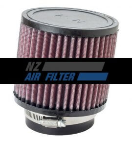 "K&N Universal Air Filter - 3"" inlet x 4"" long , 76mm , 5 Degree flange (RB-0900)"