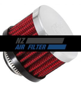 "K&N Crank Case Filter, 16mm, 0.625"" (62-1340)"