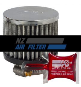 "K&N Crank Case Filter, 32mm, 1.25"" (62-1390)"