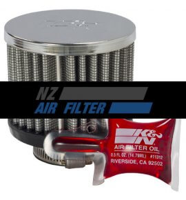 "K&N Crank Case Filter, 35mm, 1.375""  (62-1440)"