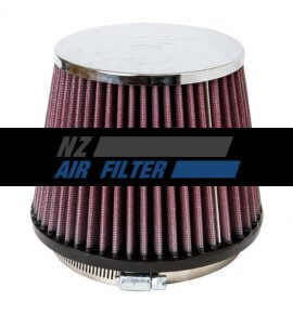 "K&N Universal Air Filter - 4.5"" inlet x 4.5"" long , 114mm (RF-1005)"