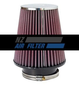"K&N Universal Air Filter - 4"" inlet x 7"" long , 102mm(RF-1032)"