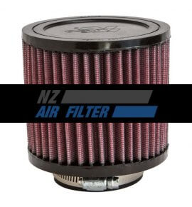 "K&N Universal Air Filter - 2.5"" inlet x 4"" Long , 64mm (RA-0600)"
