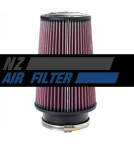 "K&N Universal Air Filter - 4"" inlet x 9"" long , 102mm (RE-0870)"