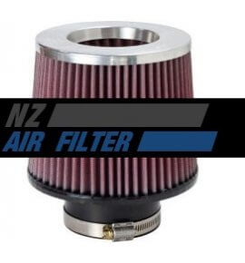 "K&N Cone Air Filter, 3"" Inlet (RR-3003)"