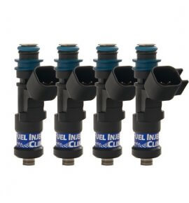 Fuel Injector Clinic, (High-Z) FIC 1000cc Injectors, Set of 4, 11mm (Subaru)