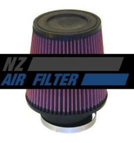 "K&N Universal Air Filter - 3.5"" inlet x 6"" long,  89mm (RE-0950)"