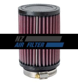 "K&N Universal Air Filter - 2.5"" inlet x 5"" Long , 64mm (RD-0710)"