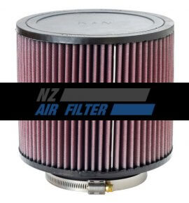 "K&N Universal Air Filter - 4"" inlet x 6"" long , 102mm (RD-1450)"