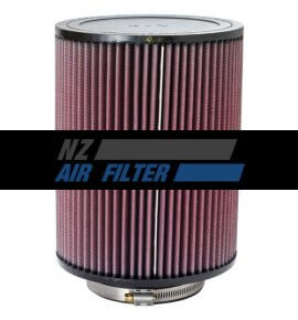 "K&N Universal Air Filter - 4"" inlet x 9"" long , 102mm (RD-1460)"