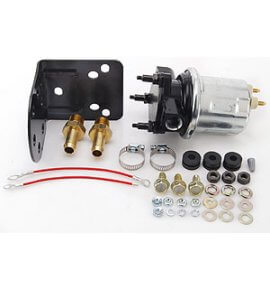 Carter 6-8PSI Fuel Pump - Carter Competition Series Electric Fuel Pumps (P4600HP)