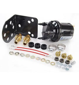Carter 14-16PSI Fuel Pump - Carter Competition Series Electric Fuel Pumps (P4601HP)