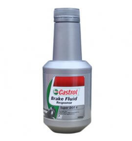 High Performance, Castrol, Brake Fluid, 500ml